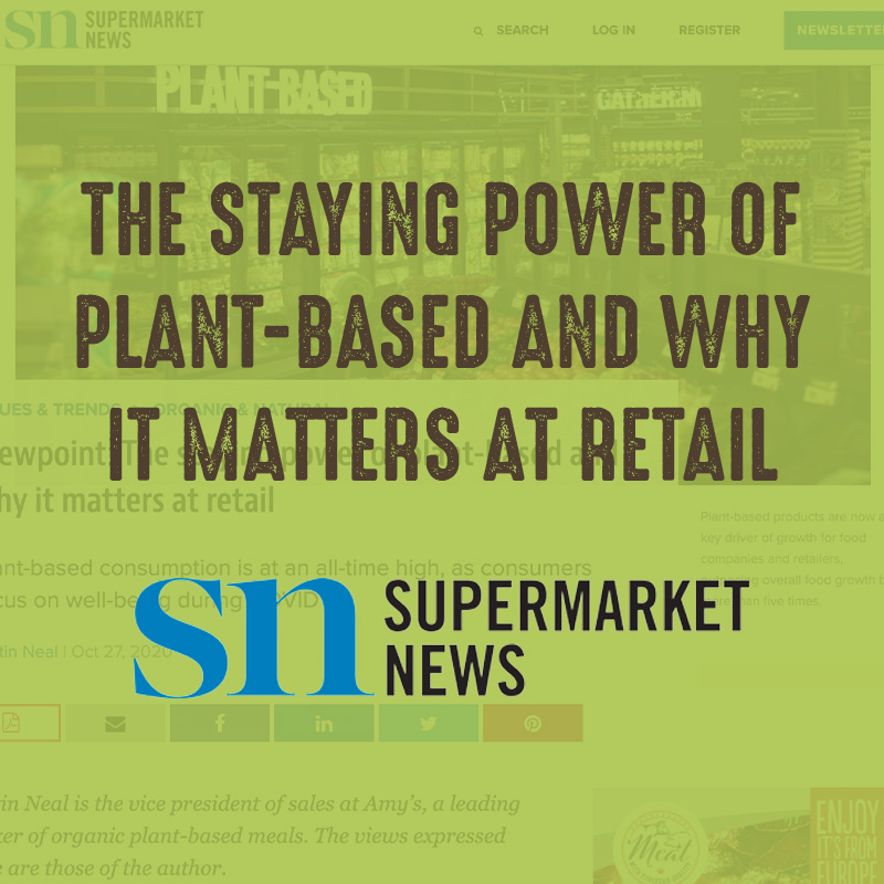 The Staying Power of Plant-Based