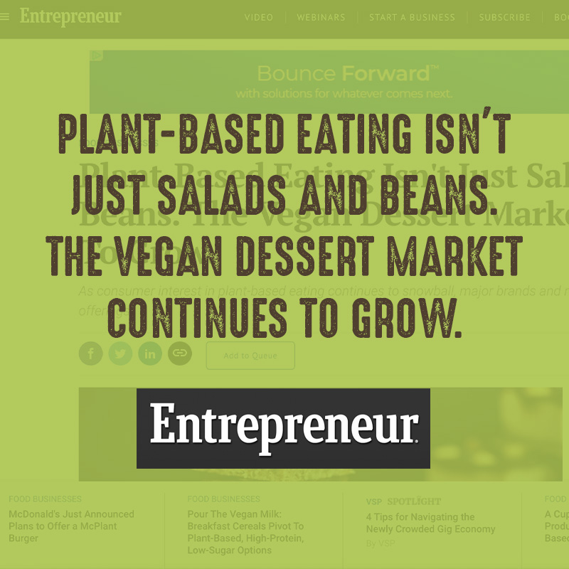 Plant Based Eating Isn't Just Salads and Beans